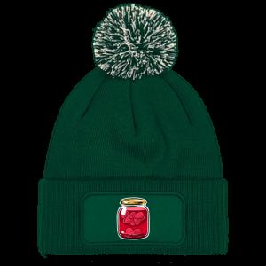 компот шапка зелена